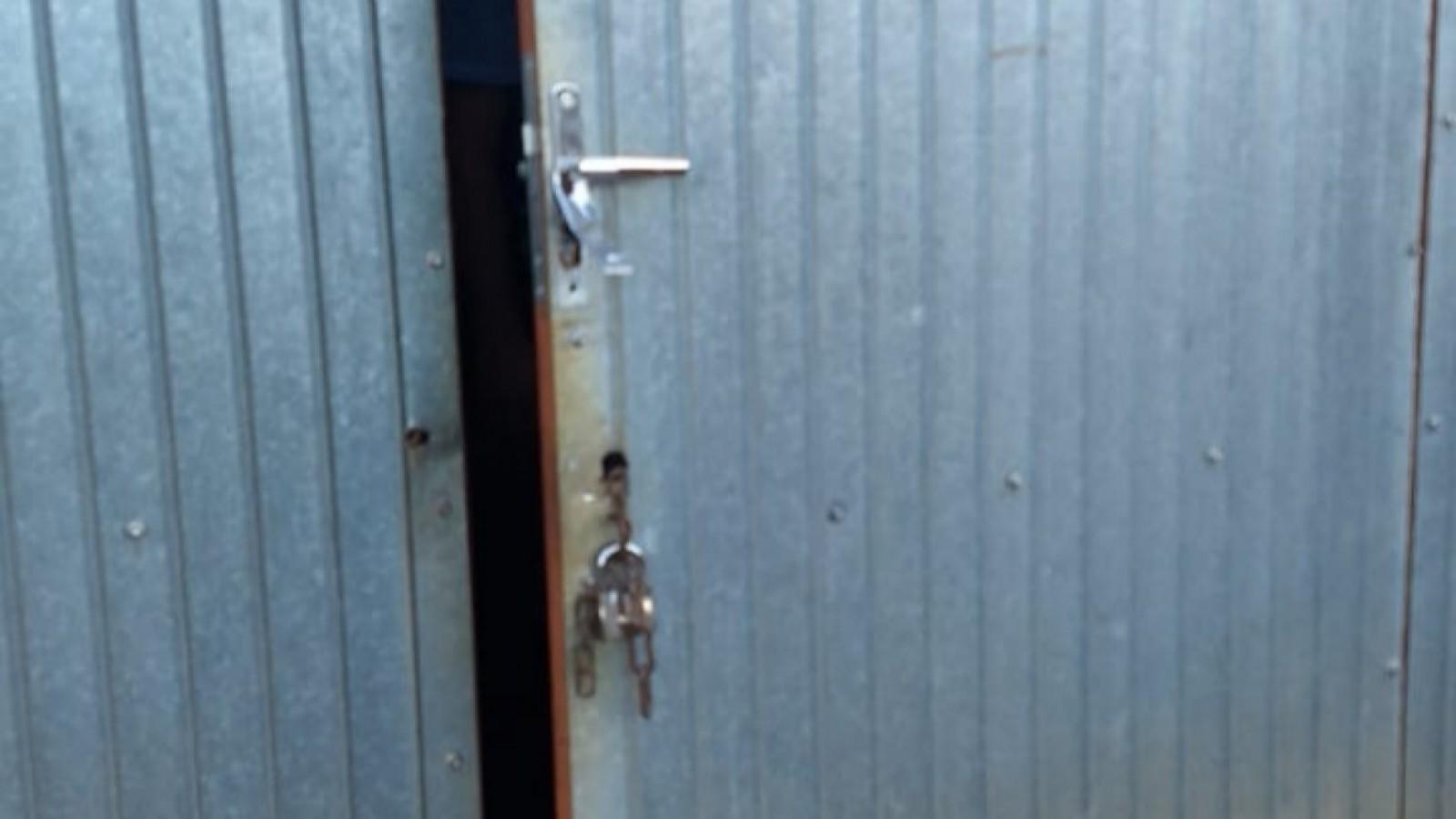b326f2bb22 Rádio Cristalina - Bandidos arrombam e furtam casas no interior de ...
